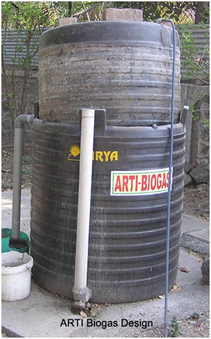 Build a biogas plant arti biogas for Fixed price house build