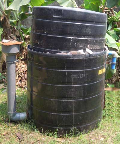 small scale biogas - Home Biogas System Design
