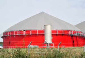 Large Scale Biogas