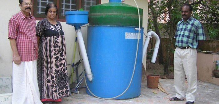 small scale biogas