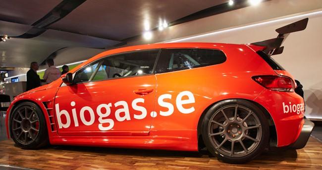 biomethane car