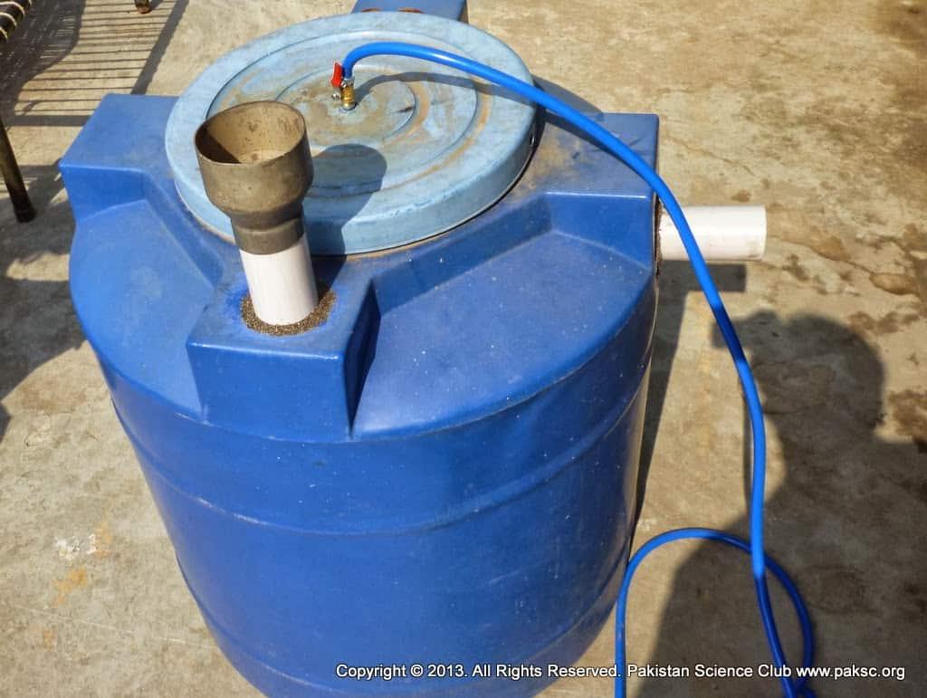 Build a Biogas Plant - Home Biogas