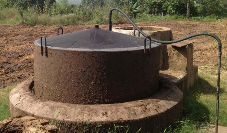 Floating Drum Biogas - Build a Biogas Plant - Home