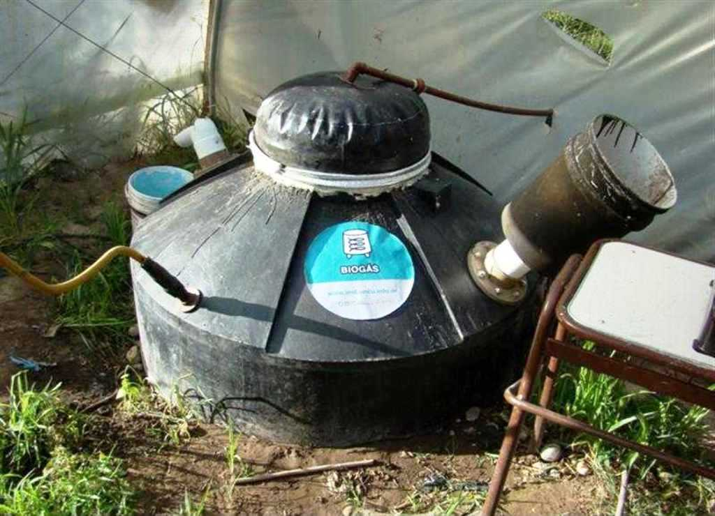 Build a Biogas Plant - Types of Biogas Designs