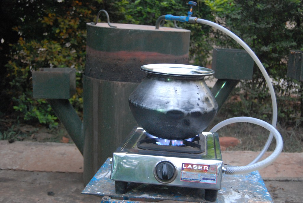 Biogas Stove Design