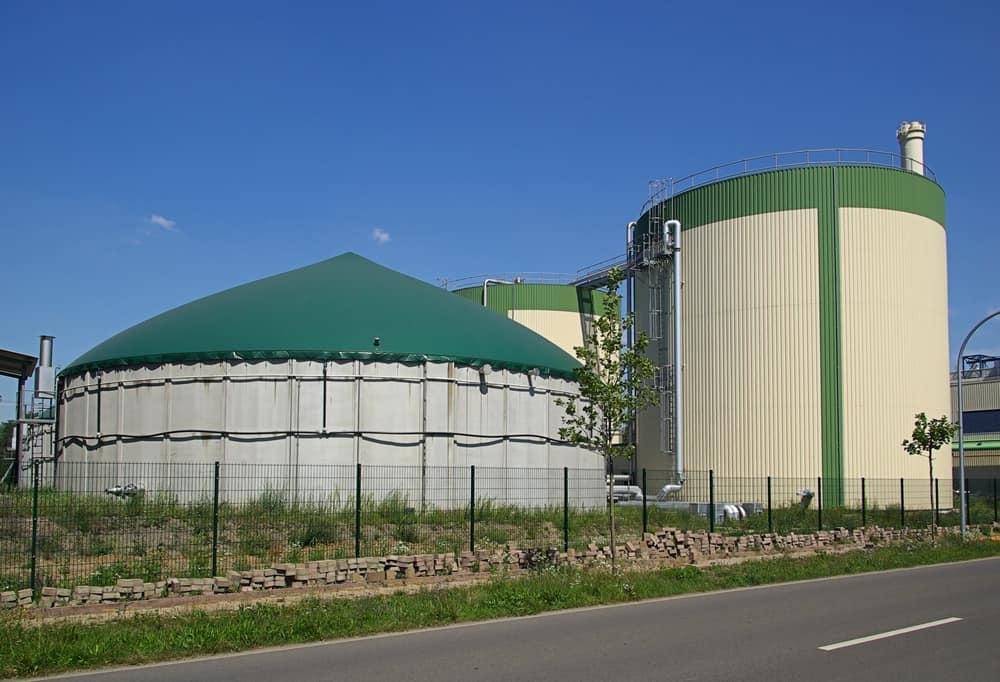 Build a Biogas Plant - Biomethane