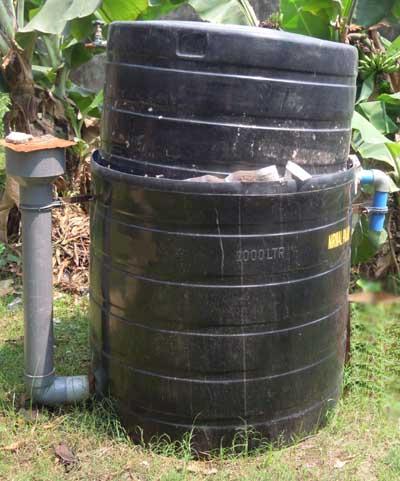 Small Scale Biogas Design - Build a Biogas Plant - Home