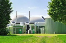 large scale biogas design